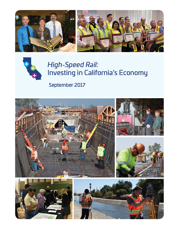 High-Speed Rail: Investing in California's Economy